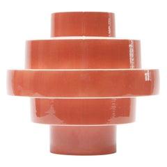 Monté Vase Orange