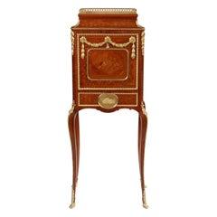 Napoleon III Fall Front Secretaire Cabinet Desk