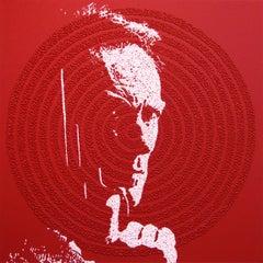 Clint - portrait icon painting