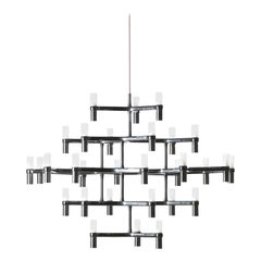 Nemo Crown Major Dimmable Pendant Chandeliers by Jehs + Laub