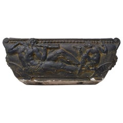 Large Neoclassical Style Planter