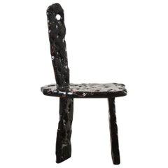 Nilufar Gallery Original Labi Chair by Alberto Vitelio