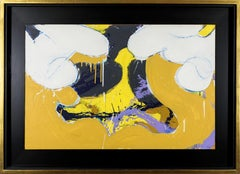Jocasta by NORMAN BLUHM - American Abstract Expressionist Painter
