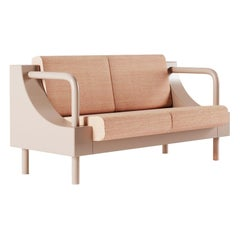 """Normative"" Sofa in Warm Beige Edition"