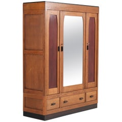 Art Deco Wardrobes and Armoires