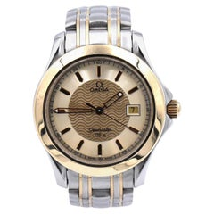 Omega Speed Master Champagne Wave Dial Watch Ref. 2311.21.00
