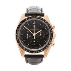 Omega Speedmaster 50th Anniversary Chronograph 18 Karat Rose Gold 31163425001001