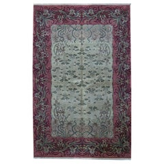 One of a Kind Traditional Dharma Collection Rug