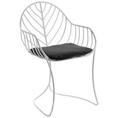 Outdoor Folia Armchair from Royal Botania designed by Kris Van Puyvelde