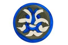 Pablo Picasso Madoura Ceramic Plate- Visage no. 46. Ramié 466