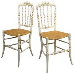 Pair of Chiavari Chairs
