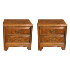 Pair of Midentury American of Martinsville Nightstands