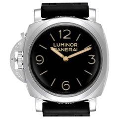 Panerai Luminor 1950 Acciaio 3 Days Left-Handed Watch PAM00557