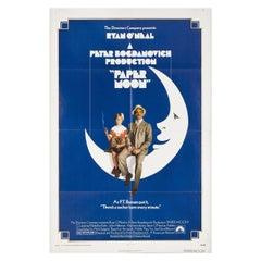 """Paper Moon""1973 U.S. One Sheet Film Poster"