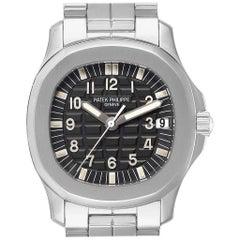 Patek Philippe Aquanaut Midsize Automatic Steel Watch Watch 5066