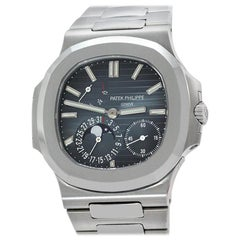 Patek Philippe Nautilus 5712/1A-001, Certified and Warranty 'Box and Papers'
