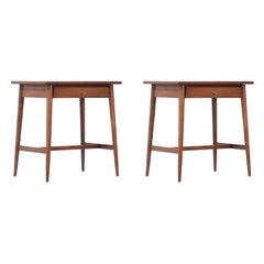 """Paul McCobb """"Planner Group"""" Nightstands for Winchendon Furniture"""