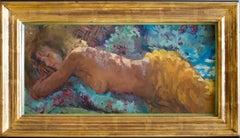 PROVENCAL SUN..Peter Kuhfeld RP NEAC.contemporary British artist