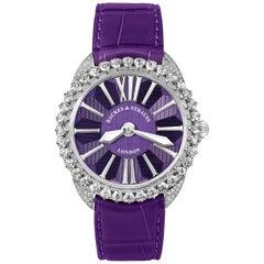 Piccadilly Renaissance Diamond Heart 40 Luxury Diamond Watch for Women