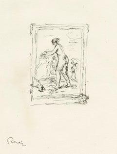 Femme au cep de vigne, 2e variante (Woman by the Grapevine, 2nd version)