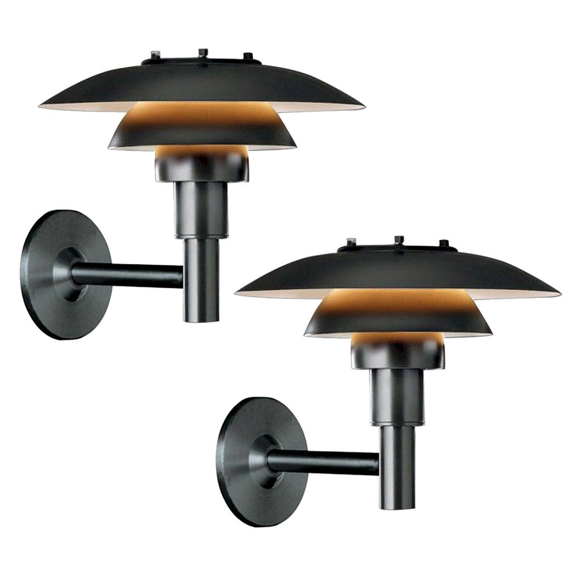 PH 3-2 1/2 Outdoor Wall Sconce