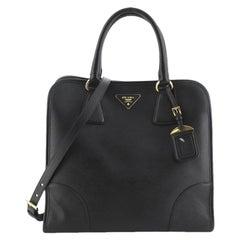 Prada Convertible Shopping Tote Saffiano Leather Large