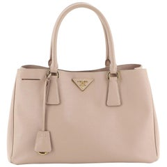 Prada Gardener's Tote Saffiano Leather Medium