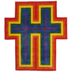 Rainbow Cross for Two