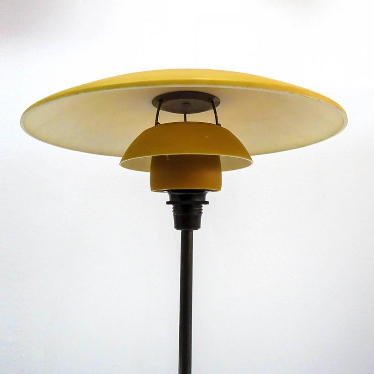 Danish Rare Poul Henningsen PH 3½-2 Table Lamp, 1930 For Sale