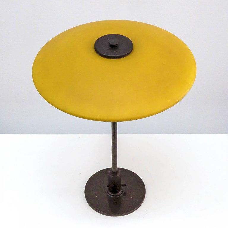 Brass Rare Poul Henningsen PH 3½-2 Table Lamp, 1930 For Sale