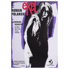 Repulsion R1975 German A1 Film Poster