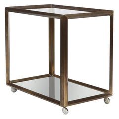 Rizzo Style Serving Trolley, Italy, 1970s