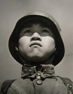 15 year old Chinese Soldier Prior to Departing ...