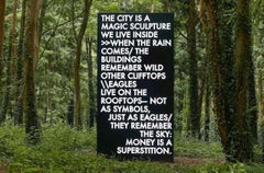 Poem in Lights to be Scattered in the Square Mile