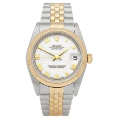 Rolex Datejust 31 Stainless Steel and Yellow Gold 78273