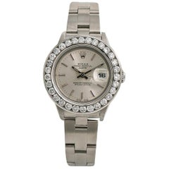 Rolex Datejust 69190, Silver Dial, Certified and Warranty