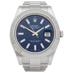 Rolex Datejust II Stainless Steel 116334