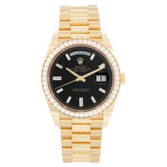 Rolex Day-Date II President 18 Karat Yellow Gold Men's Watch 2282348 RBR
