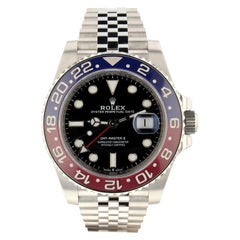 Rolex GMT Master II 126710, Black Dial, Certified and Warranty