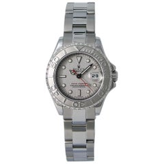 Rolex Yacht-Master 169622, Silver Dial, Certified and Warranty