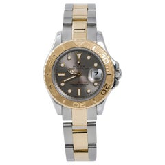 Rolex Yacht-Master 69623, Silver Dial, Certified and Warranty