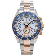 Rolex Yacht-Master II 116681, White Dial, Certified and Warranty