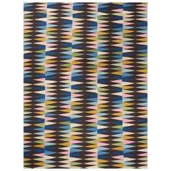 Schumacher Talva Handwoven Area Rug in Wool, Patterson Flynn Martin