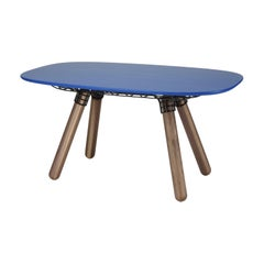 "Sculptural ""Magnum"" Dinner Table, Pierre Favresse"