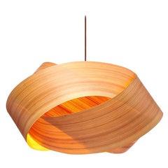 SERENE Custom Cypress Wood Chandelier Pendant