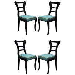 Set of Biedermeier Chairs, 1820