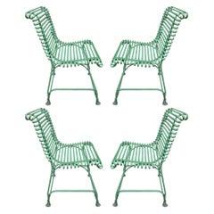 Art Deco Patio and Garden Furniture