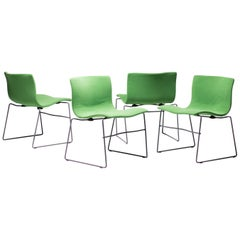 """Set of Four Knoll """"Handkerchief"""" Chairs"""