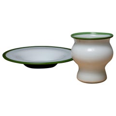 Set of Two Pieces Manufactured by Venini