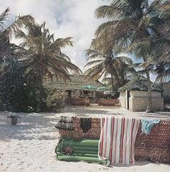 Slim Aarons Estate Edition - Antigua Beach Club